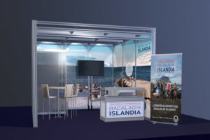 portfolio eventos producciondeeventos bacalaoislandia standmodular 3d frente 300x200 - Rotulación de oficinas en Fontarrón