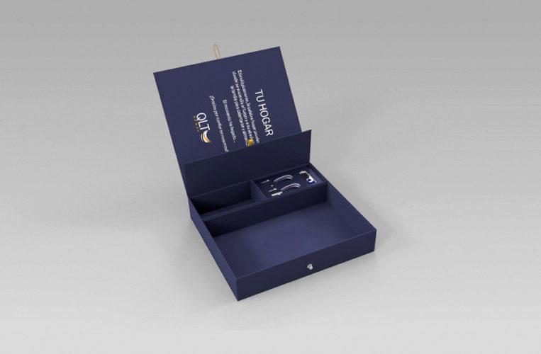 portfolio impresión packaging qlt welcome pack