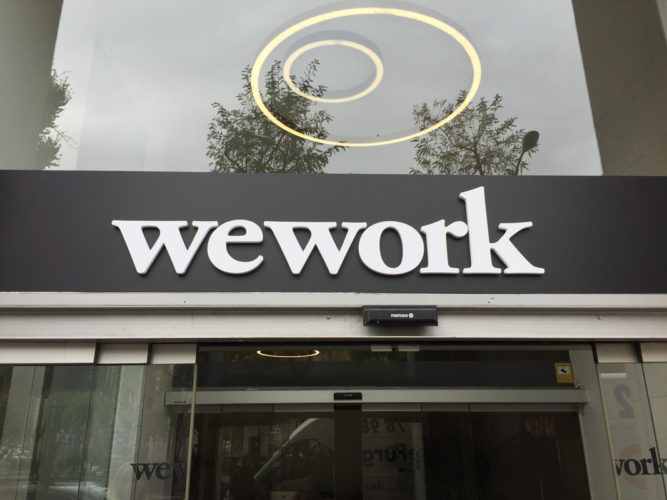 Wework Madrid