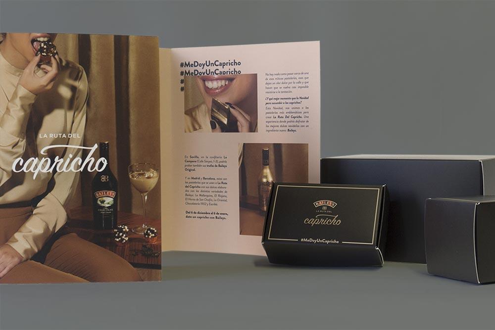 baileysport - Cajas personalizadas para ecommerce