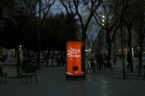 Máquina Cocacola