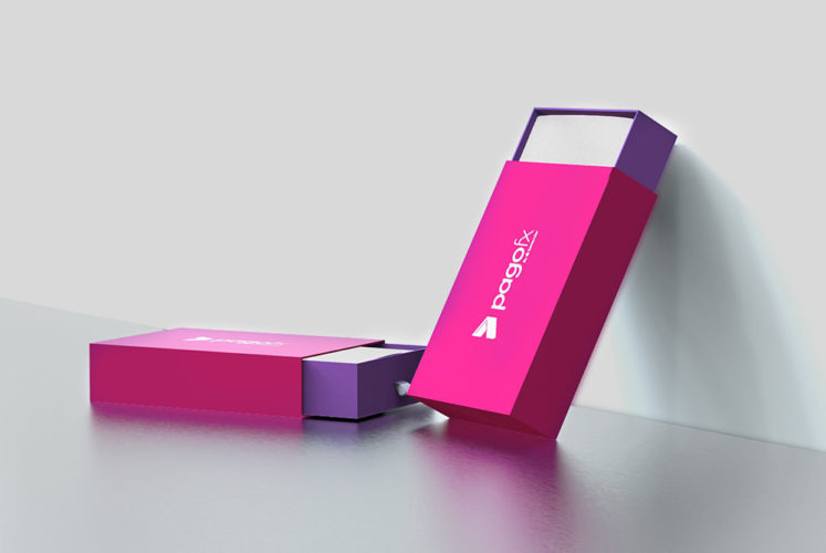 portfolio diseño 3d packaging pagofx