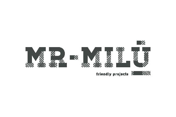 logomrmilu - Estudio De Rotulación De Empresas