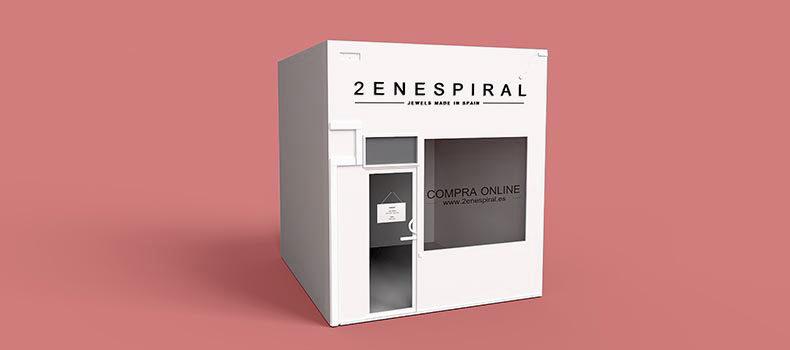 servicios rotulacion locales diseno produccion 2enespiral 3d