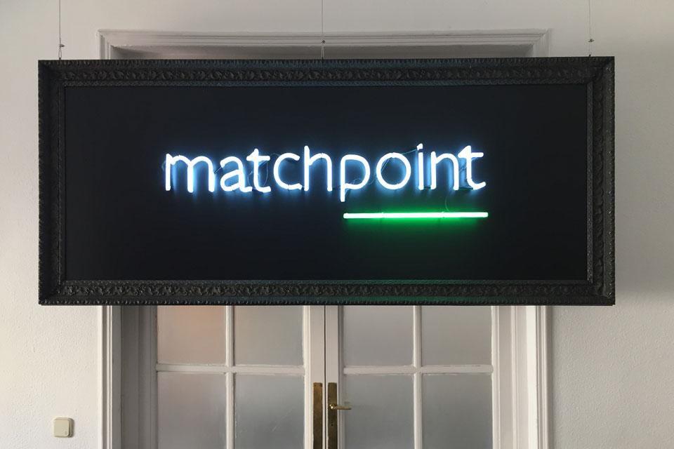 servicios rotulacion locales diseno produccion matchpoint neon - Rotulación de empresas en El Pardo