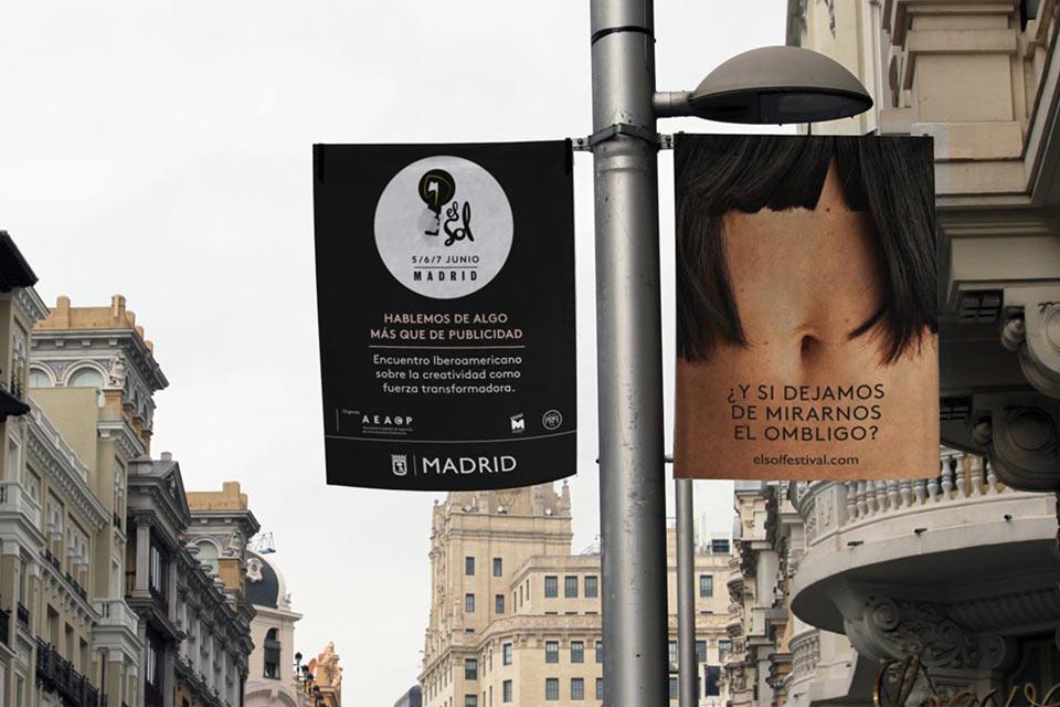 servicios rotulacion locales diseno produccion sol banderola - Rotulación de empresas en El Pardo