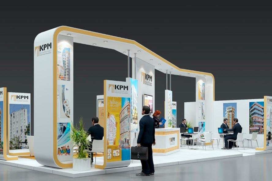 blog disenar stand feria 3d kpm - Cómo diseñar un stand para una feria