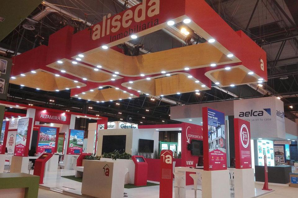 blog stand ferias desarrollarlo aliseda - Diseño de stands en Valdemarín