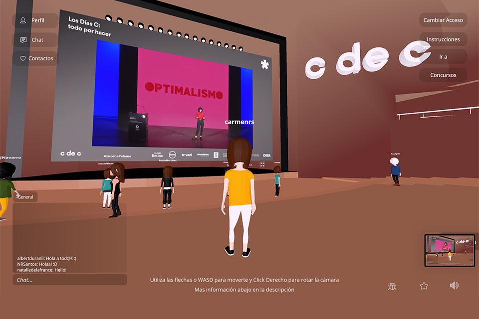 blog eventos virtuales cdc - Eventos virtuales