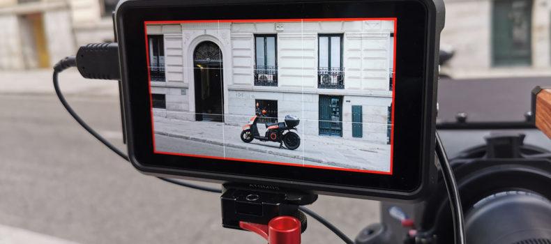 producción audiovisual para eventos