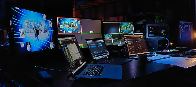 eventos streaming madrid