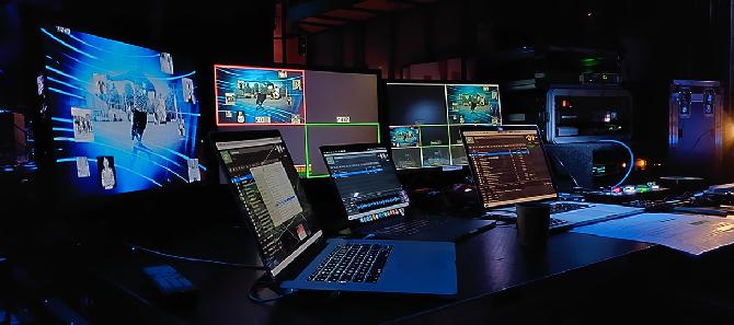 streaming de eventos