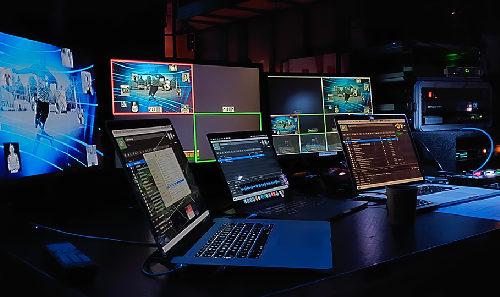 servicios streaming eventos soluciones cabecera pantalla