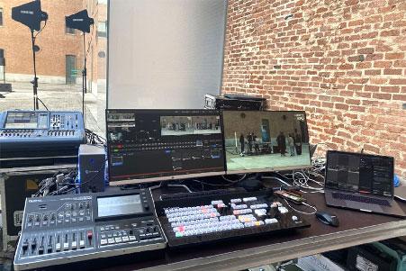 servicios streaming eventos soluciones pantallas - Eventos Streaming Madrid