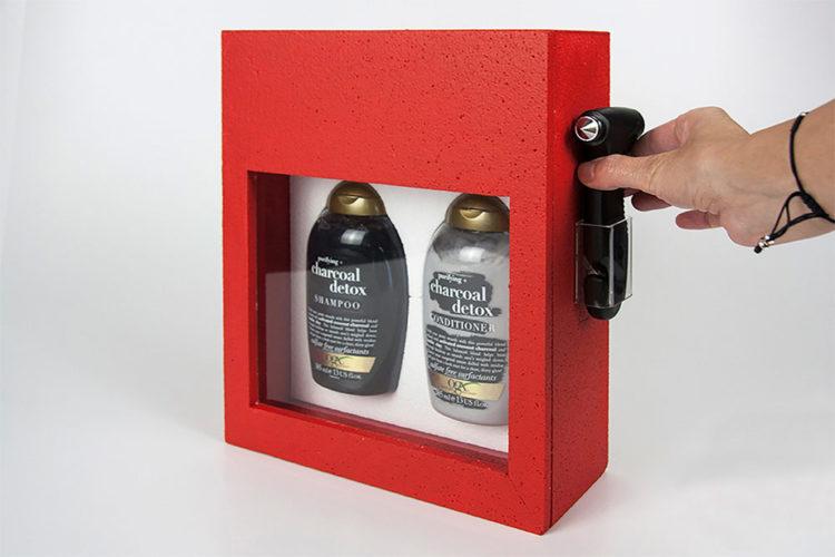 portfolio impresión packaging creativo ogx final mano