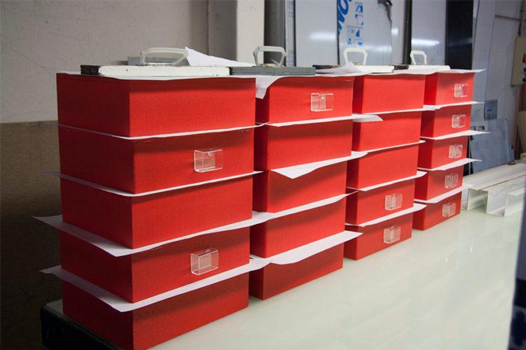 portfolio impresión packaging creativo ogx proceso peso