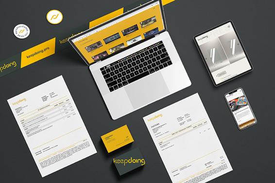 servicios maquetacion diseno grafico keepdoing - Maquetación de diseño gráfico