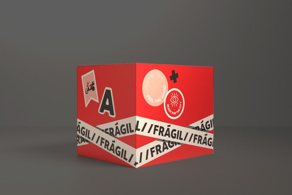 servicios packaging ecommerce acciona 3d - Cajas personalizadas para ecommerce