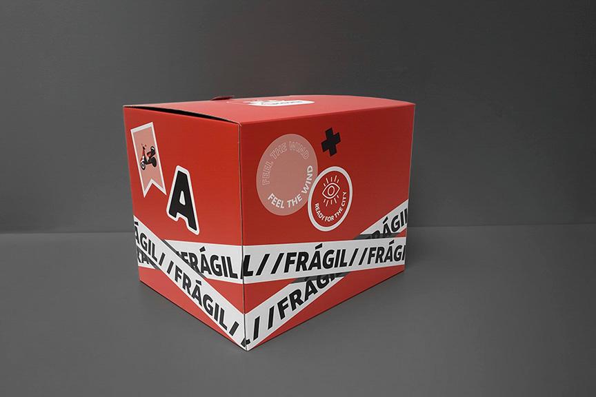 servicios packaging ecommerce acciona - Cajas personalizadas para ecommerce