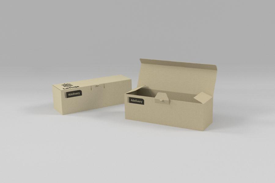 packaging bocadillo selecciónn