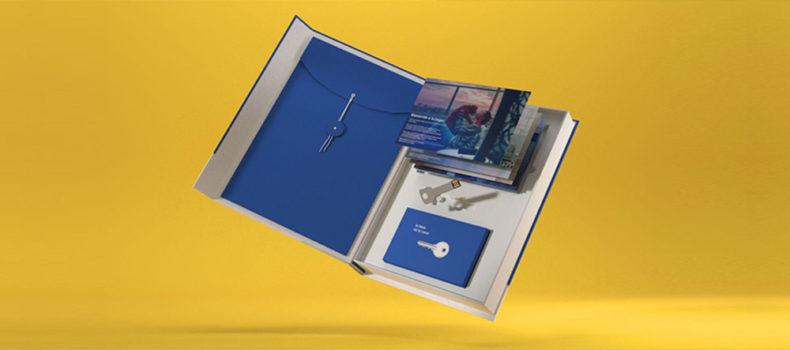 Packaging caja blanca
