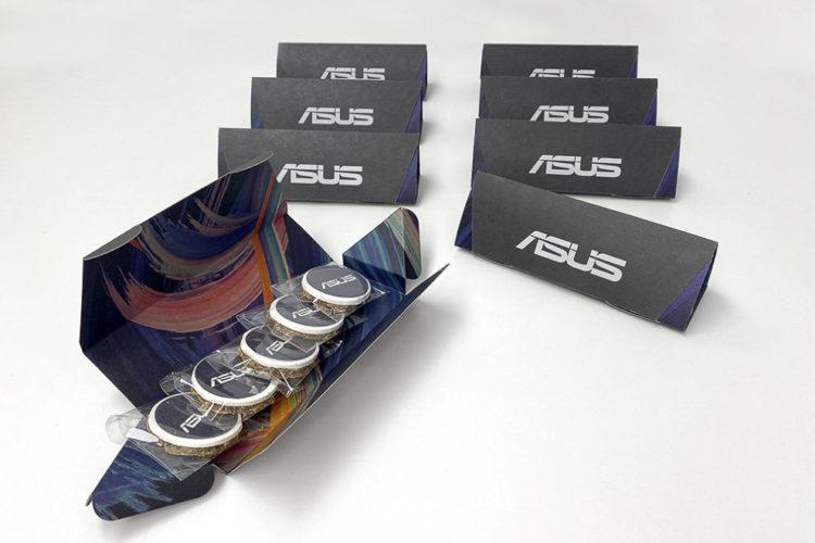portfolio diseño impresión packaging hotwire presentación asus fila