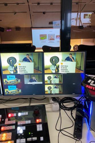 portfolio eventos festival sol 21 pantalla producción