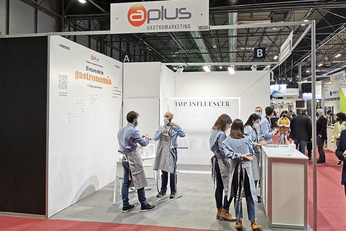 portfolio eventos stand modular hip 2021 aplus general